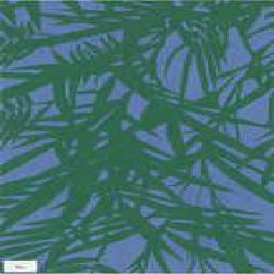 Bamboo Paper Sheet - Blue Color