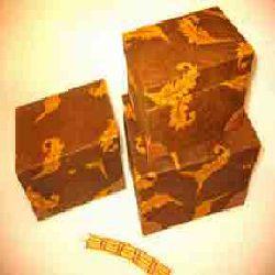 Classic Leaf  Box Set of Three