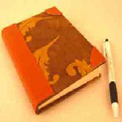 Classic Leaf  Note Book