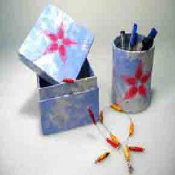 Morning Star Paper Box