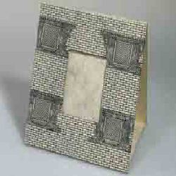 Napali Window Square Photo Frame