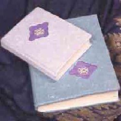 Silk Paper Notebook