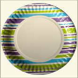 Polycoated Paper Plate