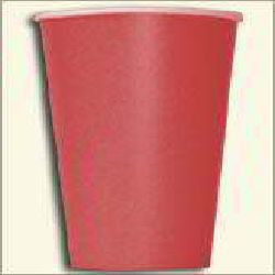 Paper Cup - Red Color