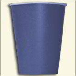 Paper Cup - Blue Color
