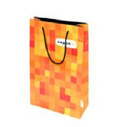 Paper Bags- Orange Color