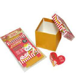 Festival Gift Box - Orange Color