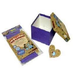 Festival Gift Box - Blue Color