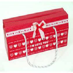 Gift Set Box - Red Color