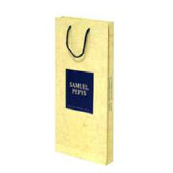 Matt Lamination Paper Bags - YellowColor