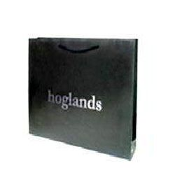 Hot Stamping Bag -  Black Color