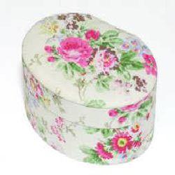 Ovel Jewelry Box