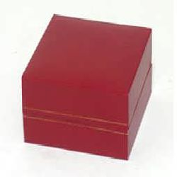 Square Jewelry Box - Red Color