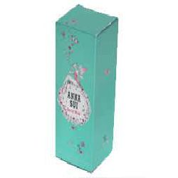 Perfume Box - Green Color