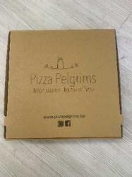 Printed Pizza and Corrugated Boxes
