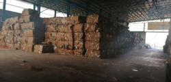 OCC (Old Corrugated Containers) Waste Paper