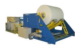 Automatic Tissue Rewinder