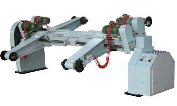 Eletromotion mill roll stand