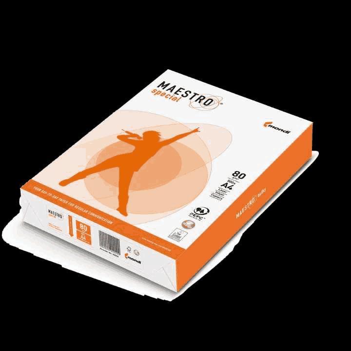 A4 Copy Paper 75 GSM - USA