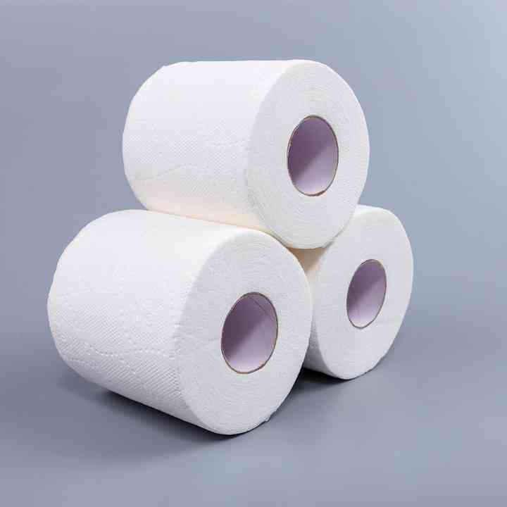 Toilet Tissue Paper Roll / Bath Tissue