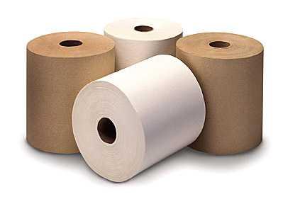 Hand Tissue Roll