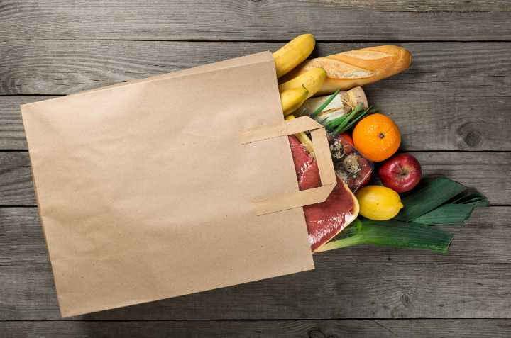 Food Grade Kraft Paper