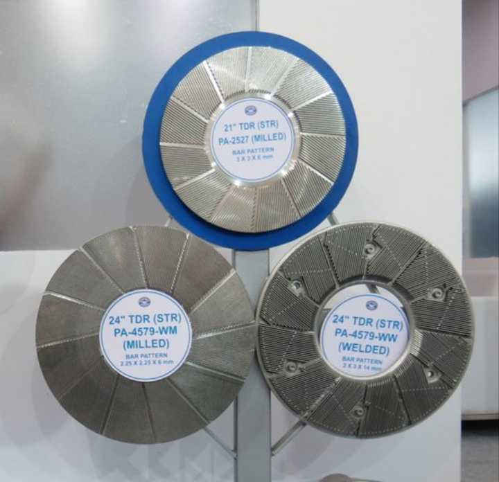 Refiner Plates