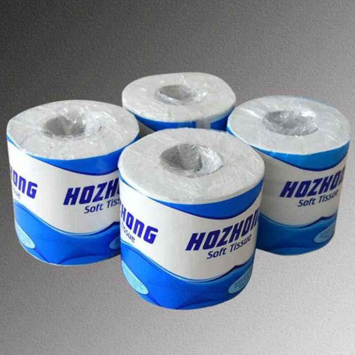 WC Papier China Soft Toilet Tissue Rolls