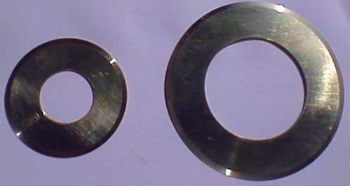 Brass Rulling Disc