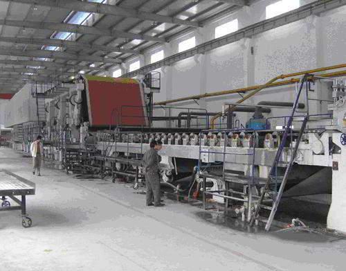Corrugated paper machine,paper mill,pape