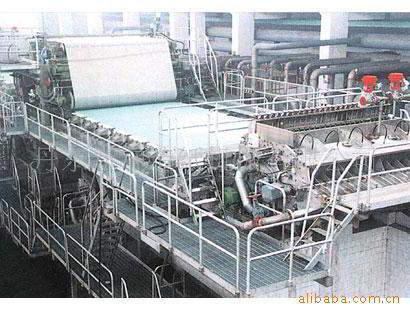 Line board paper machine,paper making