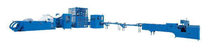Toilet Paper Production Line