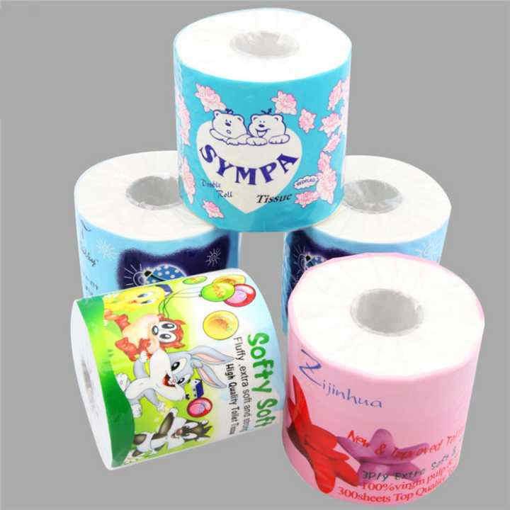 3-Ply, Custom Tissue Toilet Paper