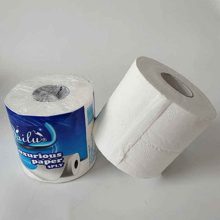 Customised Small Toilet Paper Rolls
