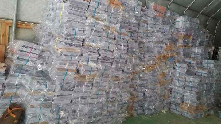 Over Issued Newspaper (OINP) Waste