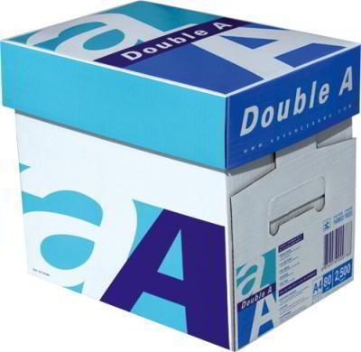 Double A copier paper 80gsm