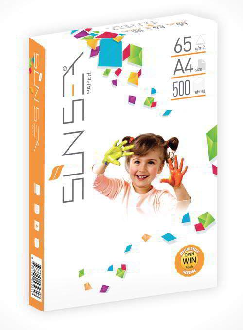 SUNSEA PAPER A4 65 GSM
