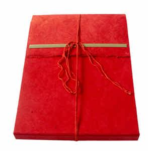 Handmade Paper Photo Album