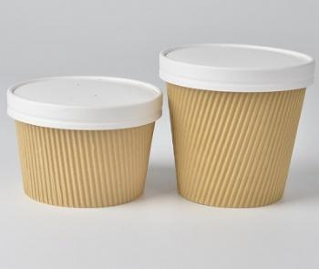 Triple Wall Paper Soup Cup