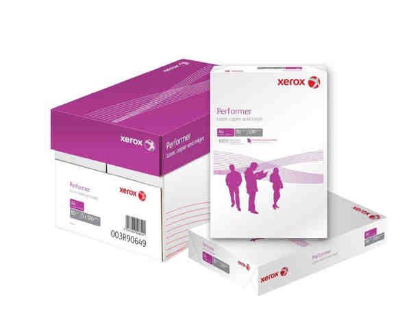 Xerox Performer-Plain paper-white 80gsm/