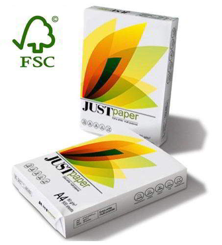 JUST papers aA4 Copy Paper 80gsm/75gsm/7