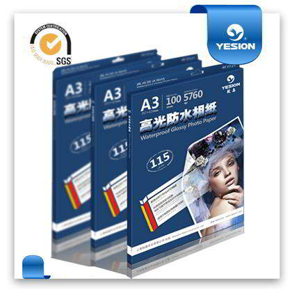 inkjet glossy photo paper 115g-260g