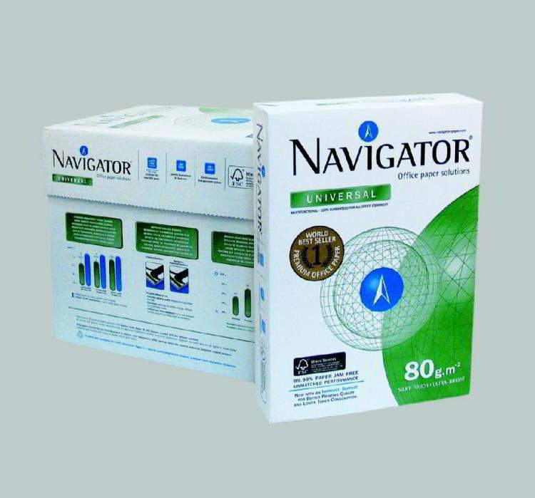 Navigator A4 Copy paper 80gsm/75gsm/70gs