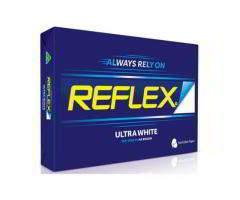 Reflex Ultra White Copy Paper 80gsm/75gs