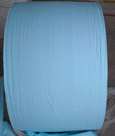 Solid color paper napkin jumbo rolls