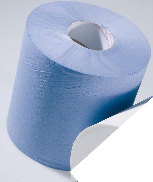 Private label colored toilet paper rolls