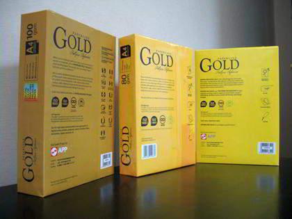 Paperline Gold A4 80 gsm Copy Paper