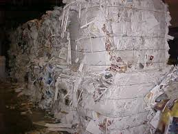 Paper Scrap, OCC, ONP,OINP, Office Waste