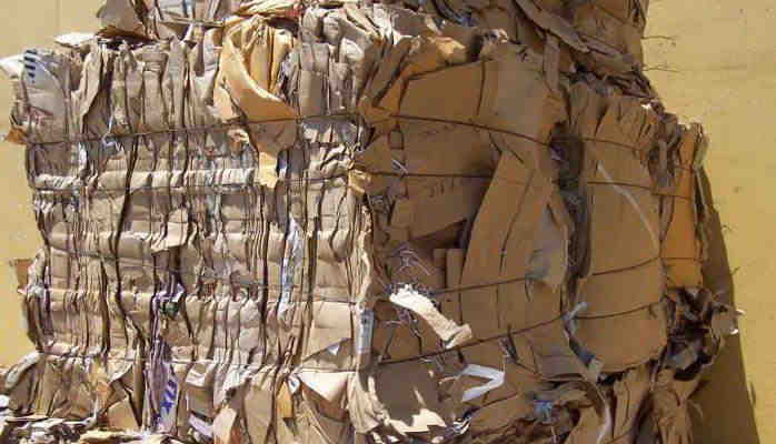 OMG / OINP Waste Paper