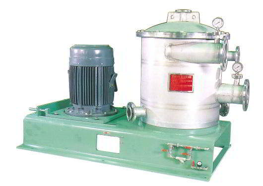 Out-Flow Type Pressure Screen